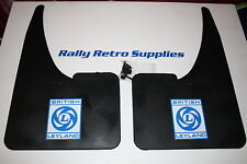 BRITISH LEYLAND  MUD FLAPS UNIVERSAL FITTING FOR FRONT OR REAR.