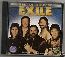 """EXILE, CD """"BEST OF THE BEST""""  NEW SEALED"""
