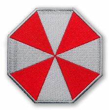 RESIDENT EVIL Retribution - New Alice Combat Suit Umbrella Logo Patch - 3.5""
