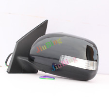 Left Black Automatic Folding Power Heated Rearview Mirror For Toyota RAV4 12-13