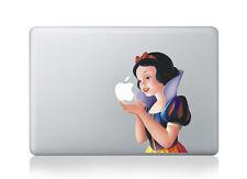 "Snow White Pricess Macbook Decal Sticker for Macbook Air/Pro/Retina 13"""