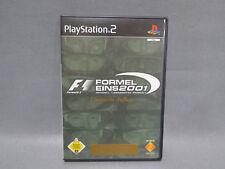 Playstation 2 - Formel Eins 2001 - Neuwertig - PS 2