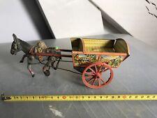 Ancien Jouet Tole Mecanique (joustra Vebe CR Technofix )