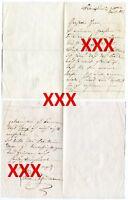 CLARA SCHUMANN (1819-1896) - orig. Autograph - Brief, 1885 - letter, signed