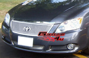 Stainless Steel 1.8mm Mesh Grille For 08-09 Toyota Avalon