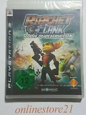Ratchet & Clank Tools of Destruction Playstation 3 PS3 Neu