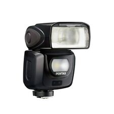 Pentax AF360FGZ II Flash LED Light 5 Output Settings For Pentax DSLR Cameras