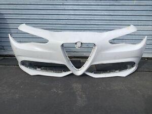 2017 2018 2019 Alfa Romeo Giulia Front Bumper Used Oem