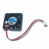 HXS 40 x 40 x 10 mm 12V DC 0.16A 2-Pin Brushless Super Quiet Cooling Fan