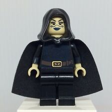 LEGO Star Wars Episode 3 sw0269 Barriss Offee Minifigure w Black Cape from 8091