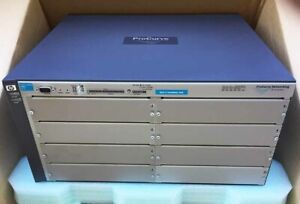 New HP ProCurve 4208vl (J8773A) Modular Switch Chassis, 1 Year Warranty, Invoice