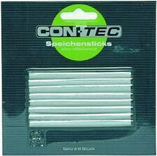 CONTEC fahrad-speichensticks Reflectors Silver Reflecting - 8 Piece