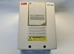 ABB ACS301-6P6-3 Frequenzumrichter 4 kW 3-phasig 400 V Inverter 10 A mit Filter