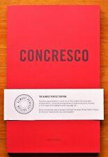 SIGNED - DAVID GALJAARD - CONCRESCO - 2012 LTD 1ST EDITION & 1ST PRINTING - FINE