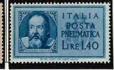 Italy Famous Astronomer Galileo stamp 1945 MLH