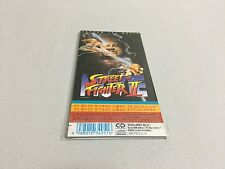 Street Fighter II The Animated Movie Theme Song CD Single Japan Ryoko Shinohara