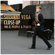 Suzanne Vega - Close Up Vol 2, People & Places NEW CD