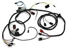 Mustang Head Light Wiring Harness With Tach non GT 1968 - Alloy Metal Products