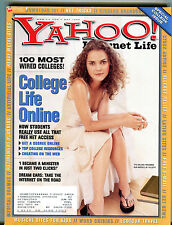 Yahoo! Internet Life Magazine May 1999 Keri Russell EX 062716jhe