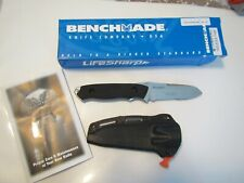 Benchmade 100S R & R Fixed  Pre-production model #50/1000
