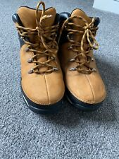 Timberland - Brown/ Black Leather Walking Boots -38/5