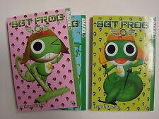 Sgt Frog (Tokyopop, TB) N. 1-16. COMPL. (z1)