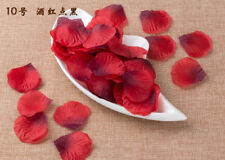 900pcs Silk Flowers Rose Petals Wedding Birthday Party Decorations mixed color