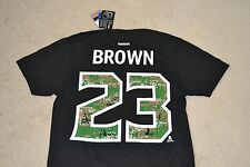 Dustin Brown #23 Camouflage Jersey T-Shirt By Reebok Men's Size Large New w/Tag!