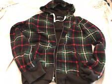 Polo Ralph Lauren Thermal Hooded Plaid Sweatshirt