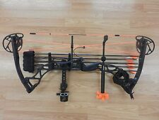 Bowtech Assassin Complete Loaded Bow Package With NEW Set Of Strings
