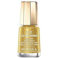 Mavala Mini Color Crema Esmalte de Uñas-Diamante De Oro (212) 5ml