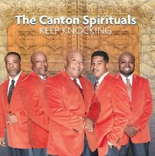 Canton Spirituals - Keep Knocking - New factory Sealed CD