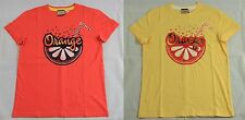 BNWT Hugo Boss 2-Pack Splash Graphic Yellow & Red T-Shirt  100% Authentic Size S