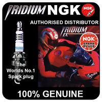 NGK Iridium IX Spark Plug fits APRILIA RS4 125 125cc 11-> [CR9EIX] 3521