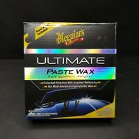 Meguiars Automotive Ultimate Paste Car Wax Applicator & Towel 11oz Synthetic New