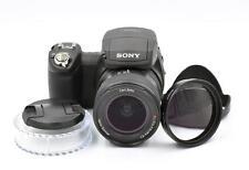 Sony DSC-R1 Advanced Bridge Camera w/ VCL-M3367 Close Up Lens