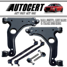 VAUXHALL ZAFIRA 98-05 FRONT CONTROL ARMS WISHBONES & DROP LINKS & TRACK ROD ENDS