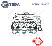 ENGINE TOP GASKET SET ELRING 199491 I NEW OE REPLACEMENT
