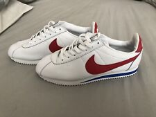 Nike Cortez  Size 7.5 UK Forrest Gump trainers