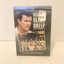 BAA BAA BLACK SHEEP VOL.1 1976 TV ACTION WWII DRAMA DVD 2 Disc Set