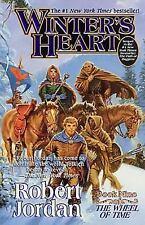 Wheel of Time #9: Winter's Heart by Robert Jordan (2002, Mass Market Paperback)