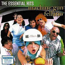 Machine Gun Fellatio - Essential Hits CD Like new