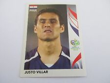 Sticker PANINI Fifa World Cup GERMANY 2006 N°114 Paraguay Justo Villar