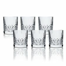 RCR CRISTALLO AUREA GAMMA bicchieri alti (Set di 6 bicchieri alti 28cl)