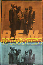 Rem R.E.M. 1994 Monster Group Picture Poster