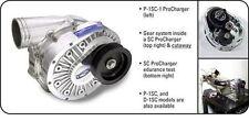 ATI Procharger P-1SC-2 Supercharger Head Unit Satin Finish Street Drag Blower