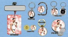 FREDDIE MERCURY  KEYRING FRIDGE MAGNET PURSE BOTTLE OPENER TROLLEY