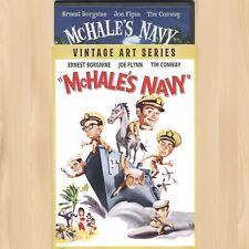 McHALE'S NAVY Vintage Art Series DVD Joe Flynn TIM CONWAY Ernest Borgnine   0519