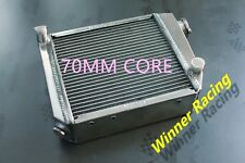 70mm Aluminum Alloy Radiator Mini Cooper S,Morris Moke,race/rally 1959-1996