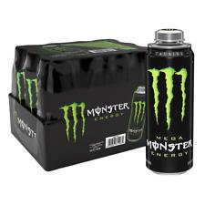 Monster Energy Mega Can Original (24oz / 12pack)